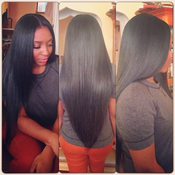Virgin MALAYSIAN HAIR (Straight) | Model-Materials.com
