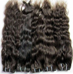 Washed and conditioned brazilian body wave