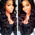 Peruvian hair bundles